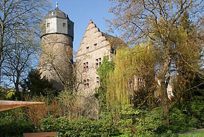 Schloss Liebig Cafe